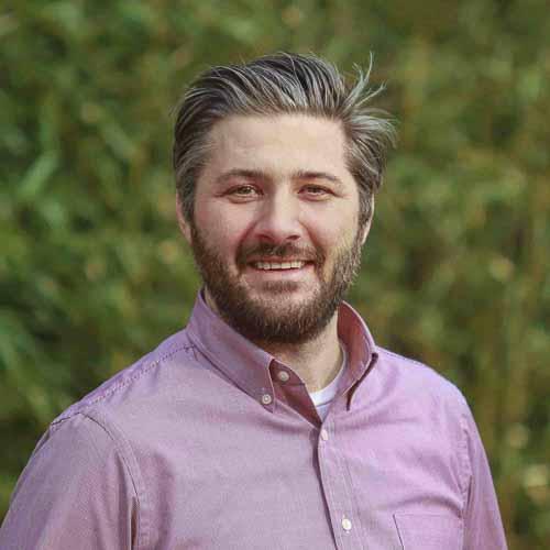 Joseph McGinley, Landscape Designer