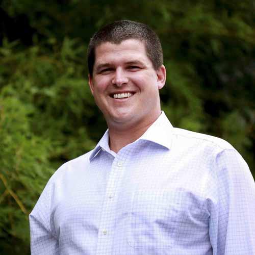 Ryan Cosgrove, Associate, Landscape Designer