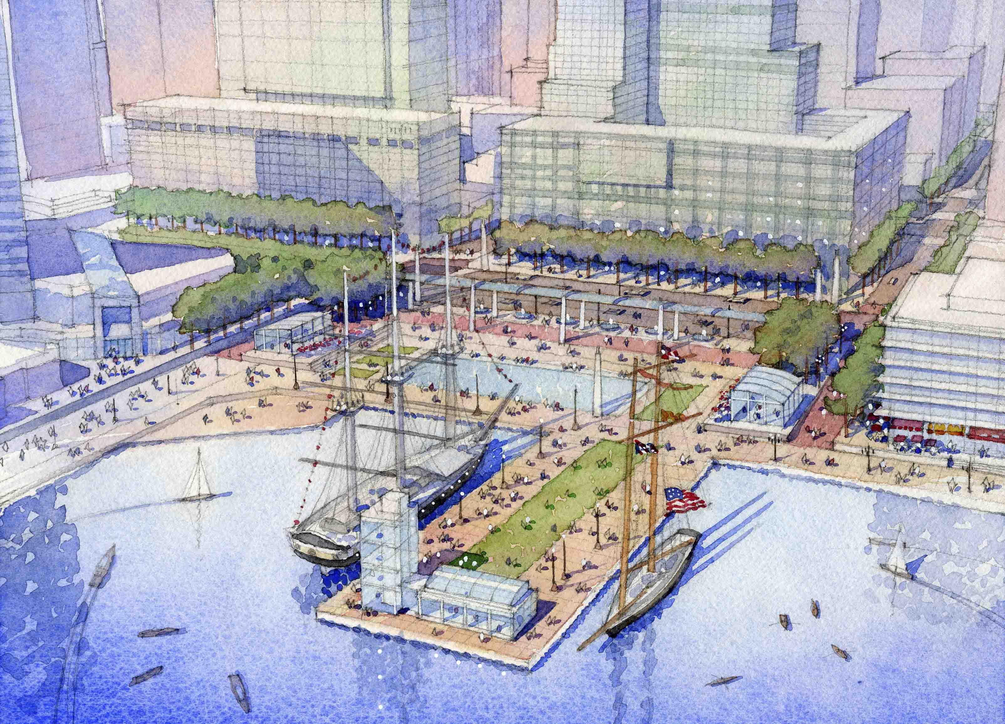 2007 Harborplace Plan Baltimore, MD