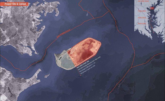 Hart Miller Island site